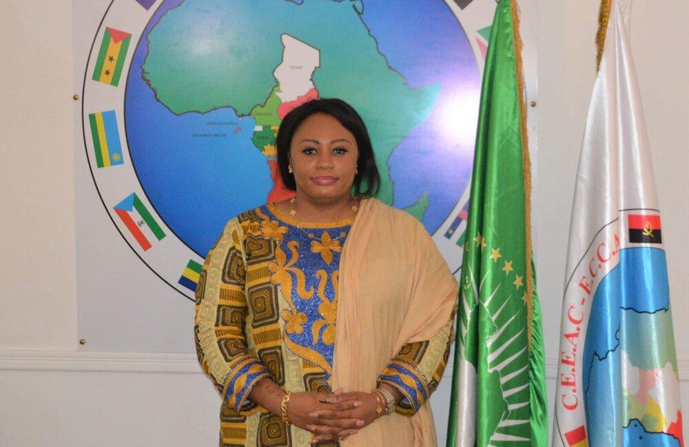 Kapinga Yvette Ngandu, Commissaire à la Promotion du Genre, au Développement Humain et Social