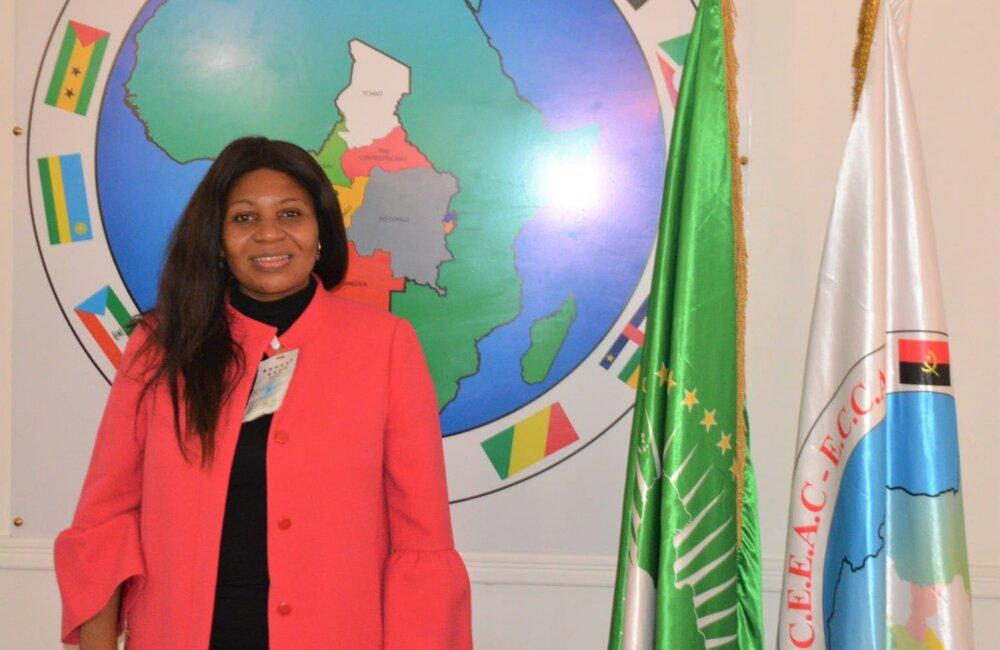 Francisca Tatchouop Belope, Vice-présidente de la commission de la CEEAC