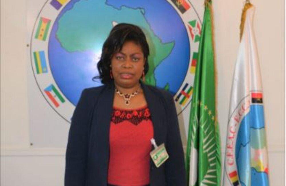 Ngakono Marie Thérèse Chantal épouse Mfoula Edjomo, Commissaire à l'aménagement du territoire et infrastructures