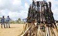 Armes légères et de petit calibre : lancement d'un projet d'appui à la mise en œuvre de la Convention de Kinshasa