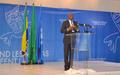AFRIQUE CENTRALE - MEDIAS ET PAIX