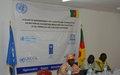 L'ONU renforce les capacités des journalistes en matière de couverture médiatique des élections et de promotion des scrutins pacifiques au Cameroun