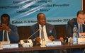 Prévention des conflits sous-régionaux en Afrique : ouverture à Libreville d'une réunion des experts