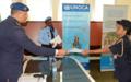 Satisfaction des officiers gabonais à l'issue de l'atelier sur la criminalité organisée