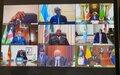 CEEAC: l'ONU réitère son soutien aux efforts d'intégration régionale et de riposte face à la COVID-19