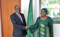 Peace and Security in Central Africa: UNOCA and AU Commission Consider Joint Actions
