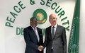 Paix et sécurité en Afrique centrale : l'UNOCA et la Commission de l'UA envisagent des actions conjointes