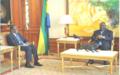 M. Fall : « il n'y a pas de raison de ne pas assister les Gabonais pour retrouver la concorde et la cohésion »