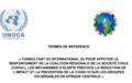 RECRUTEMENT D'UN(E) CONSULTANT(E) INTERNATIONAL(E) POUR UN APPUI AU RENFORCEMENT DE LA COALITION DES ORGANISATIONS DE LA SOCIÉTÉ CIVILE POUR LA PAIX ET LA PREVENTION DES CONFLITS EN AFRIQUE CENRTALE