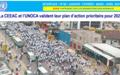 INTERFACE: la 60e édition de la Newsletter de l'UNOCA couvre exceptionnellement quatre mois…