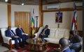 La CEEAC et L'ONU soulignent le rôle clé de la sous-région pour une paix et stabilité durables en RCA