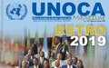 RETRO 2019 NEW-LOOK : la revue annuelle de l'UNOCA est disponible