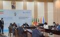 Afrique centrale – Sécurité: ouverture de la 50e réunion des experts de l'UNSAC