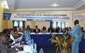 AFRIQUE CENTRALE - ELECTIONS PACIFIQUES