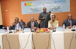 43ème réunion ministérielle du Comité consultatif permanent des Nations Unies chargé des questions de sécurité en Afrique centrale (UNSAC), du 28 novembre - 02 décembre 2016, Sao Tome (République de Sao Tome & Principe)